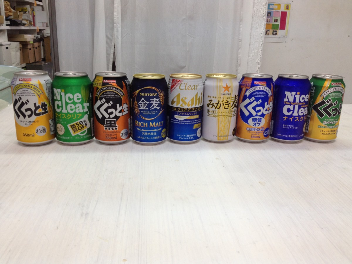 Food And Drink: 9 Ultra-cheap Beers Put To The Taste Test