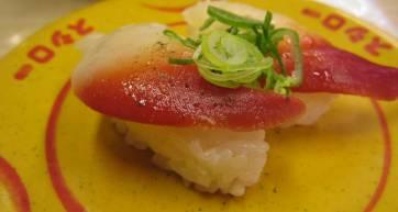 sushiro sushi plate