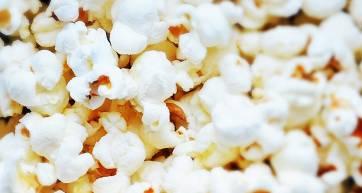 Tokyo popcorn shops