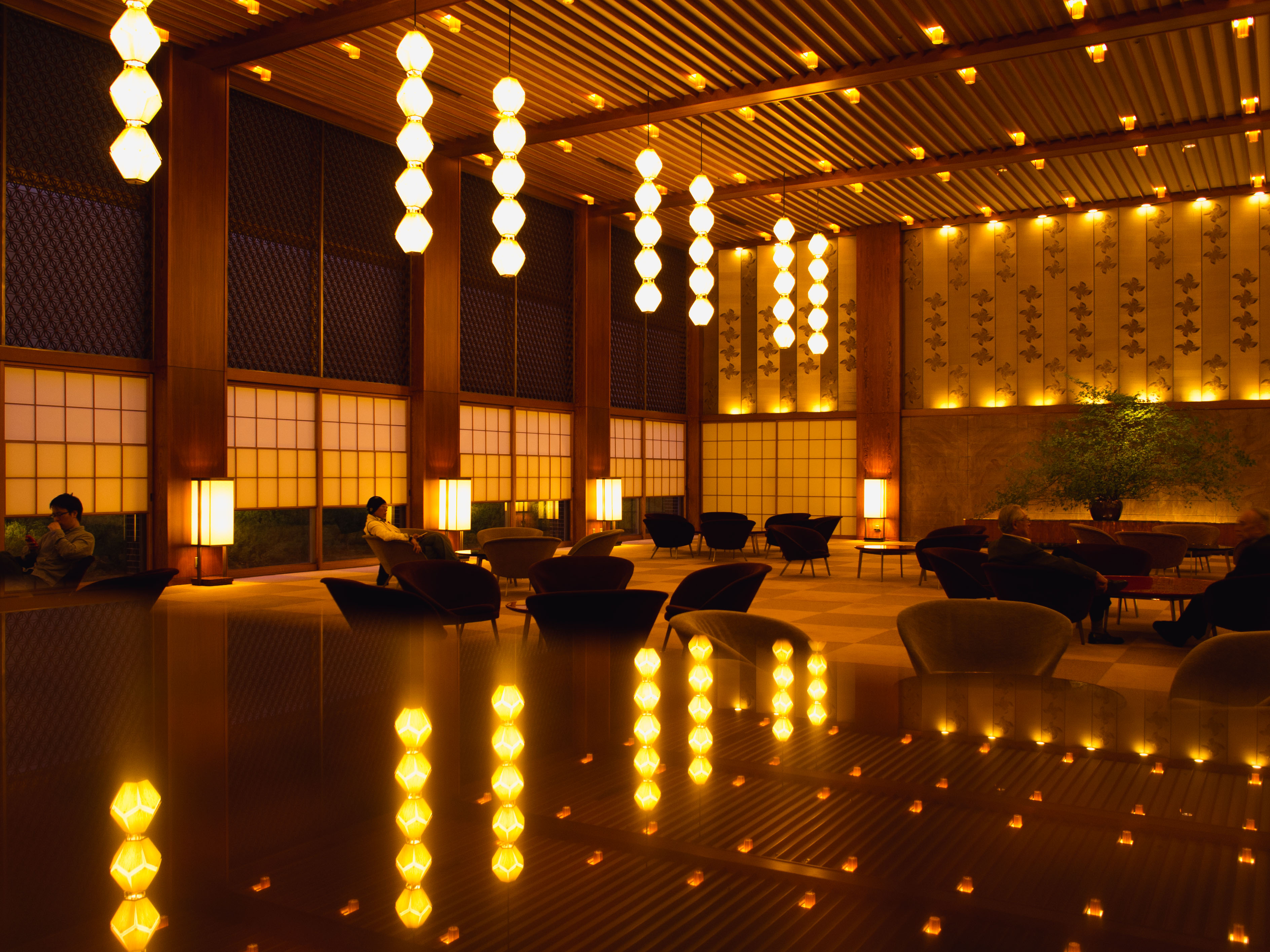 Okura hotel tokyo last chance to taste the 60s tokyo cheapo for Design hotel tokyo