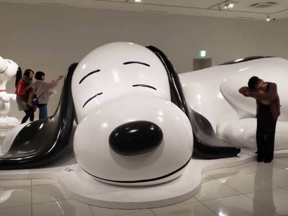 It's 的Great Snoopy Museum, Charlie Brown