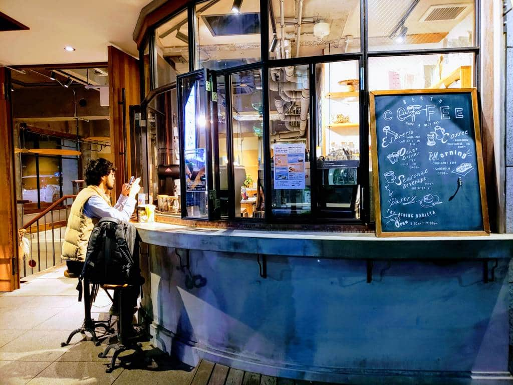 Citan Hostel Coffee shop,东京豪华旅馆
