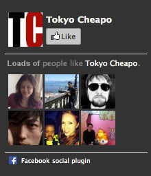 facebook fan widget