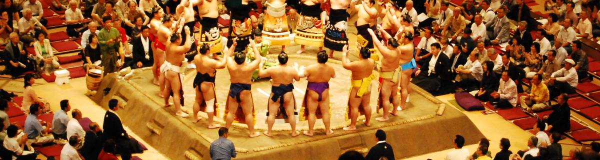 Guide to Seeing Sumo in Tokyo