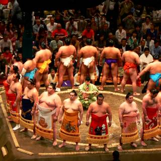 January Grand Sumo Tournament