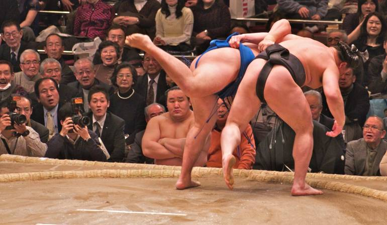 cheap sumo in tokyo