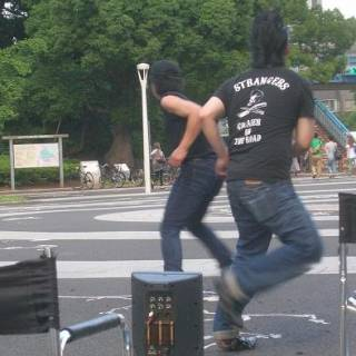 Where the Buskers Are: Free Entertainment in Yoyogi Koen