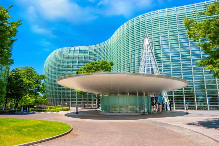 tokyo art gallery