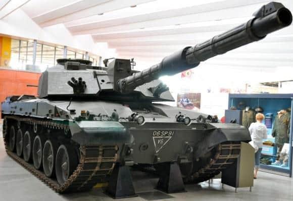 A tank in Roppongi?