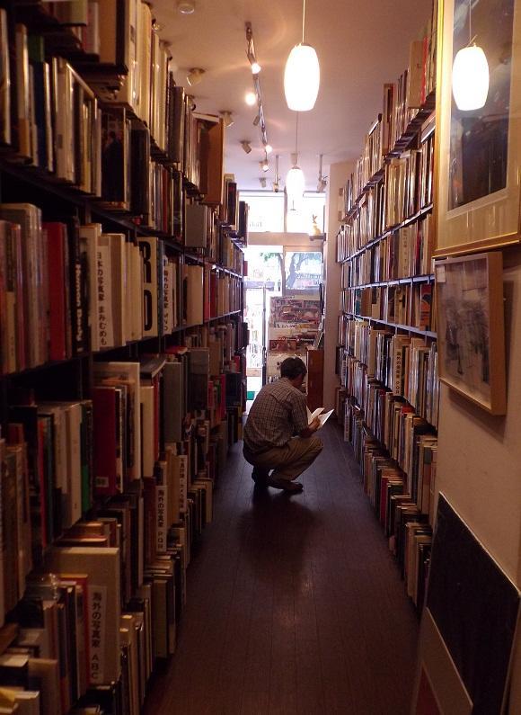 Used Bookstore Crawling in Jimbocho