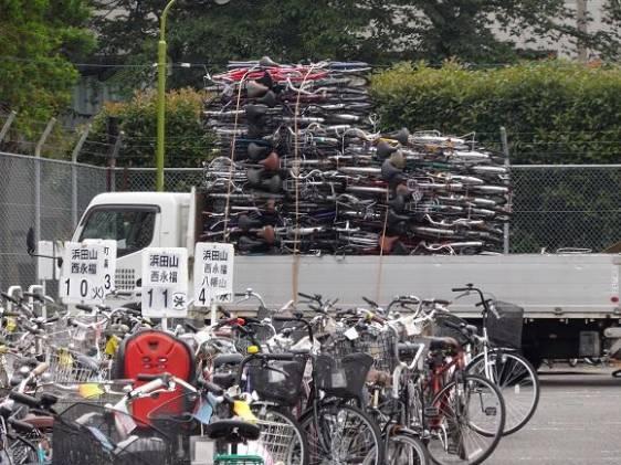 secondhand bicycles tokyo