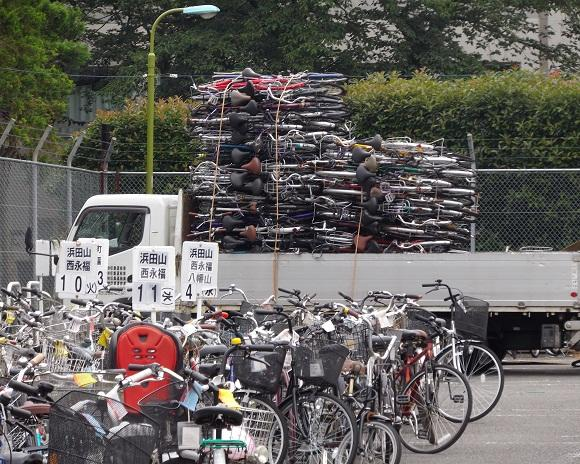 secondhand bicycles tokyo