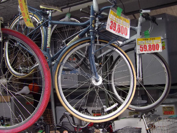 Secondhand and Reconditioned Bicycles in Tokyo | Tokyo Cheapo