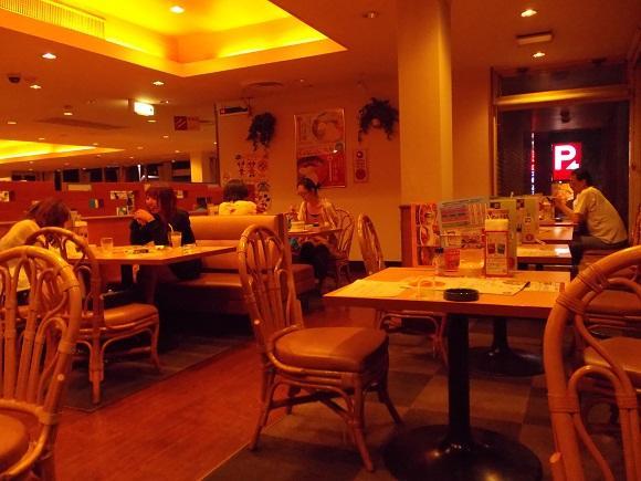 dine in at Gusto Family Restaurant