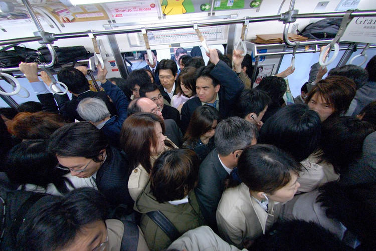 The Tokyo Commute