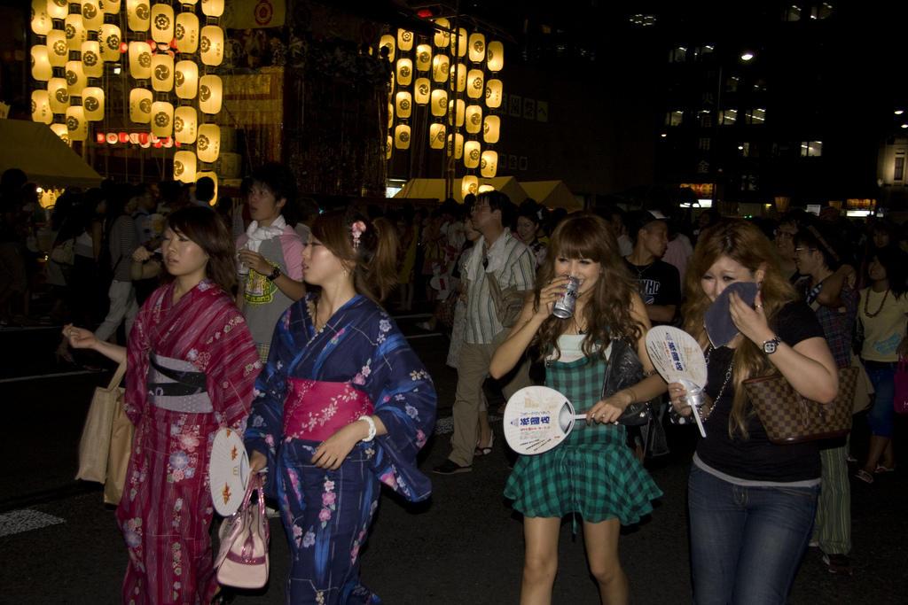 Girls in Tokyo