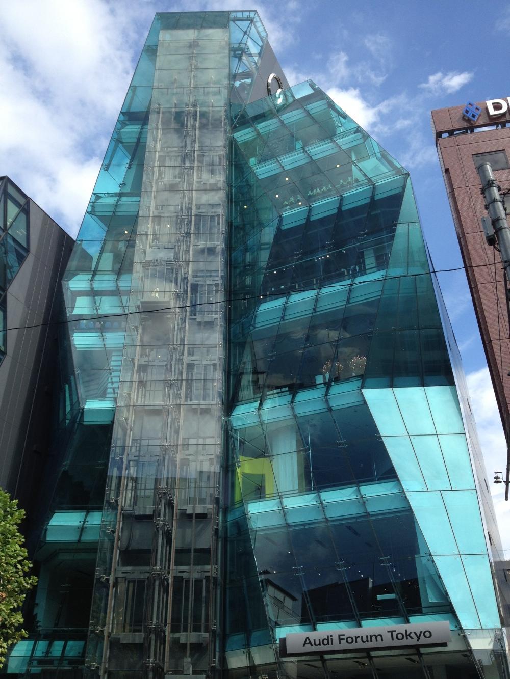 half day walking tour omotesando s architecture tokyo cheapo - Modern Architecture Museum