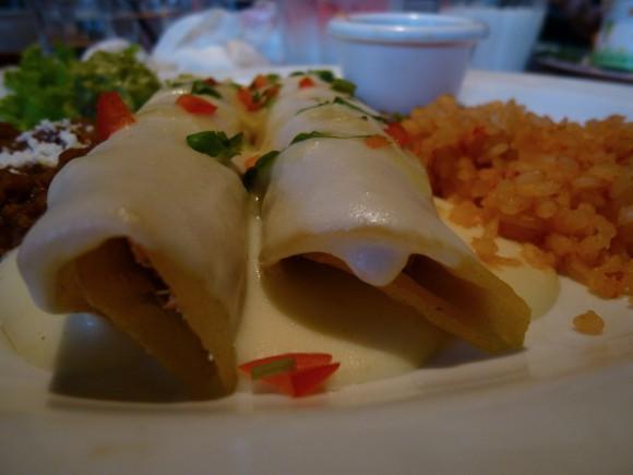Ikebukuro, Mexican Food, Lunch, Chicken Burrito, Burrito
