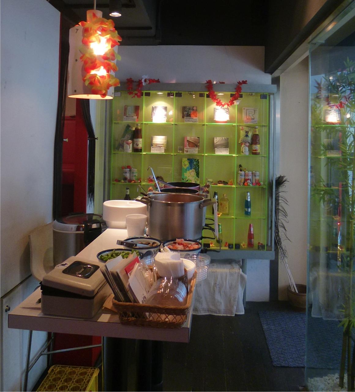 My Kind of Cafeteria - Gapao Shokudo