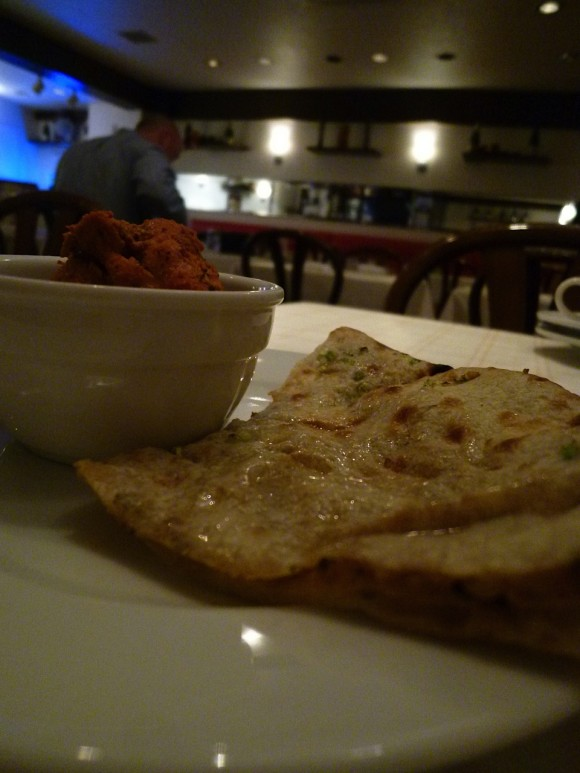 Naan, Indian food, buffet
