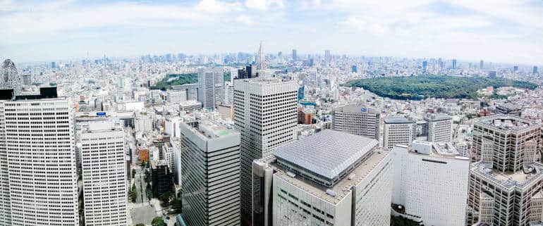 Shinjuku Buildings