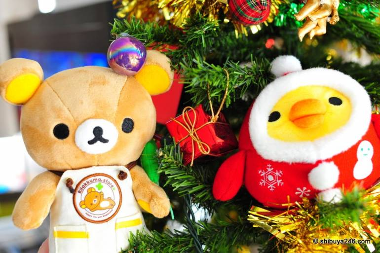tokyo christmas date