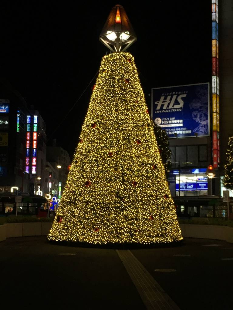 Kichijoji christmas