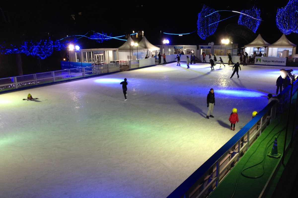 Cheapo Weekend for January 12/13: The Cheapest Skating Rink, Matsuri 'Lite' and a Space Ball