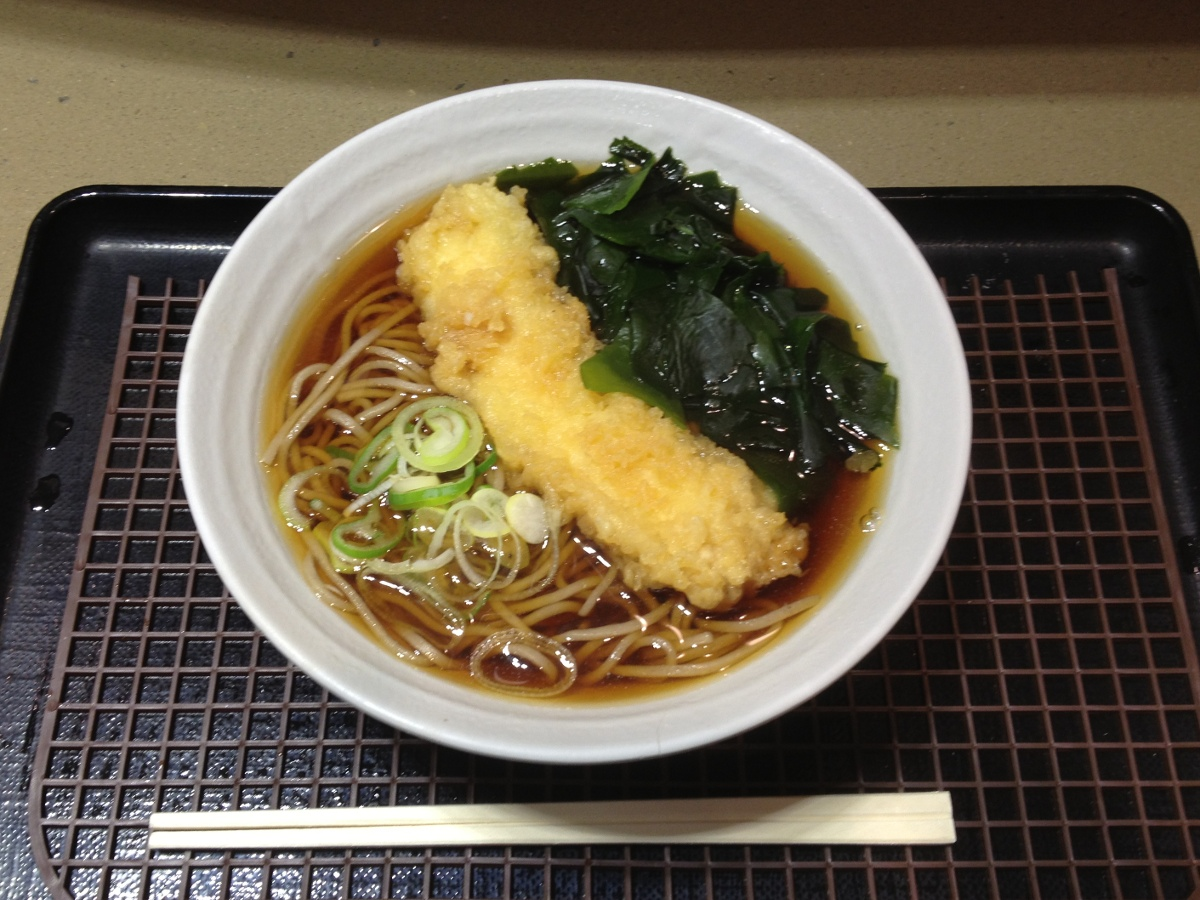 Fuji Soba - Cheap, Healthy, Soba Ubiquity