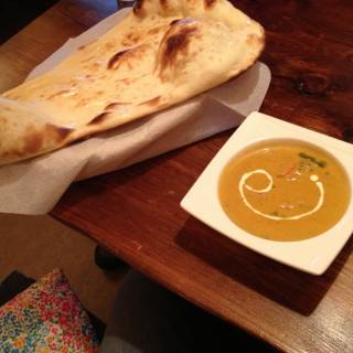 Nan Station - 500yen Curry and Naan in Shimokitazawa