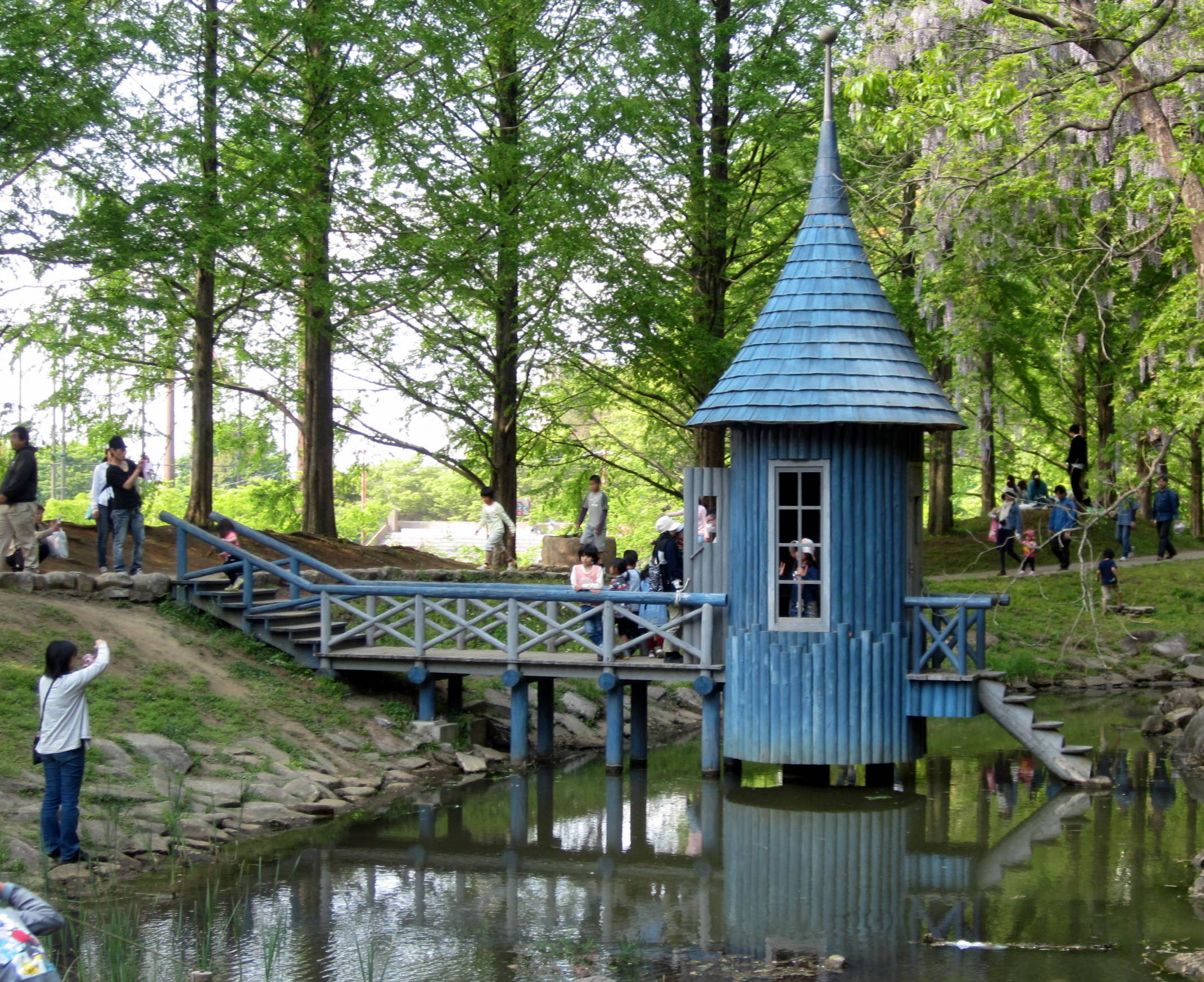 Complete Guide to Visiting Japan's New Moomin Theme Park