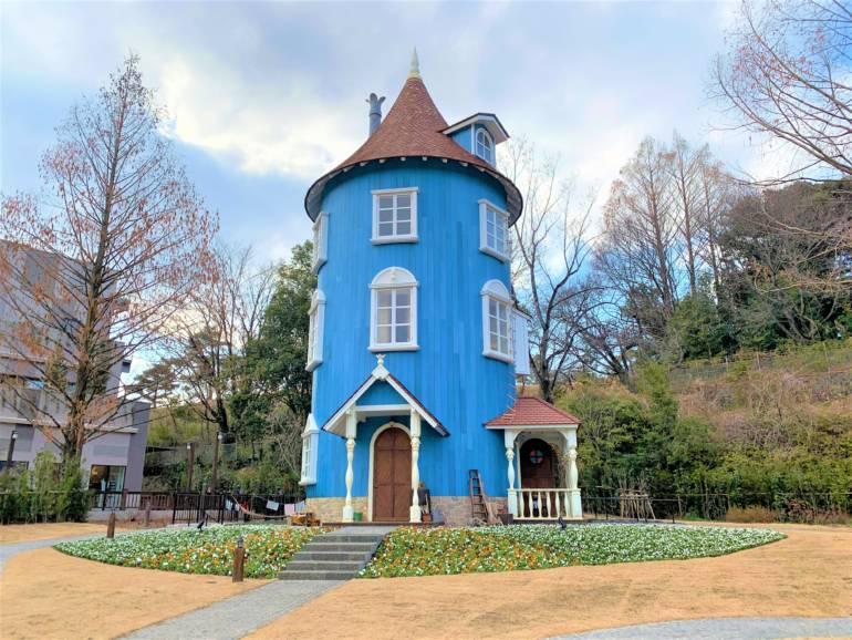 moomin theme park saitama