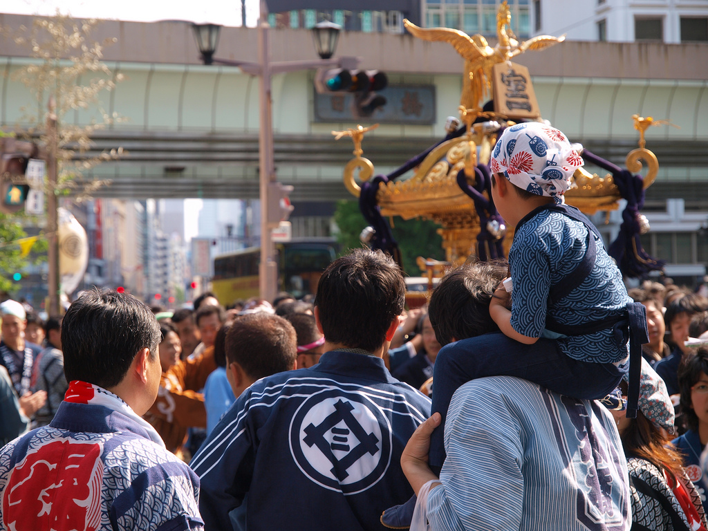 Cheapo Weekend for May 11/12: The Kanda Matsuri, the Thai Festival or a Book and a Cuppa