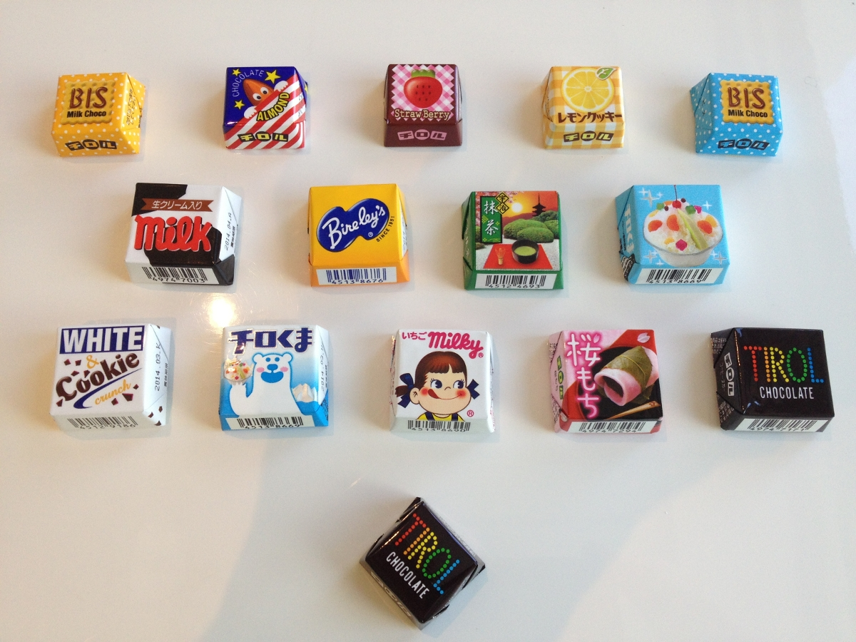 Tirol - The 20 yen Collectible Chocolate Obsession