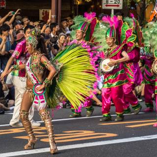 2022 Asakusa Samba Carnival