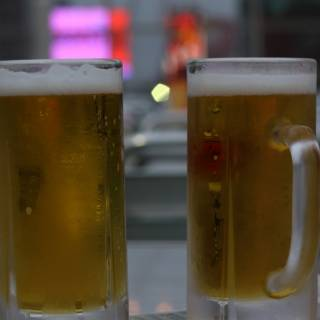 How to not Waste your Money at Beer Gardens in Tokyo