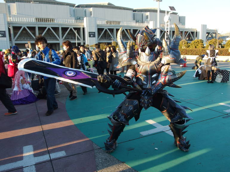 comiket-monster