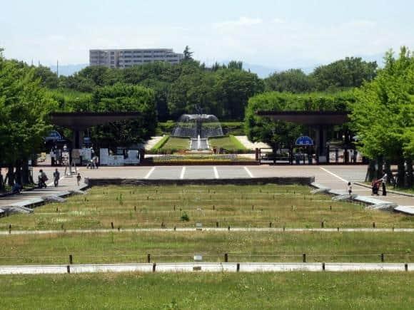 Tachikawa Showa Kinen Memorial Park Free