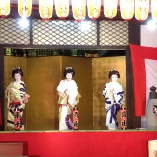 Jodoji Bon Odori Festival