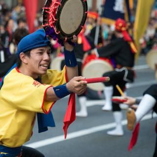 Shinjuku Eisa Festival 2021