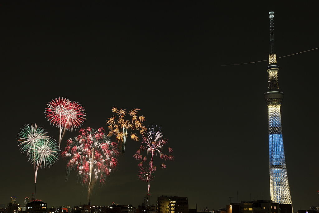 Cheapo Weekend for July 27/28: Thai Fair, Shinjuku Eisa and the Sumidagawa Fireworks Festival