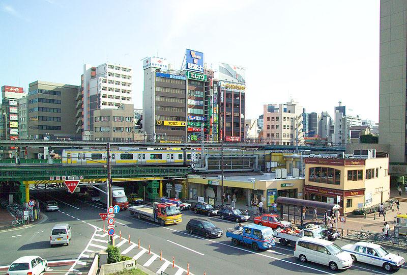Iidabashi Guide