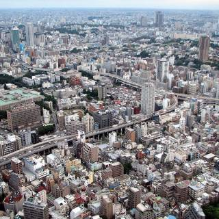 Suburban West Tokyo