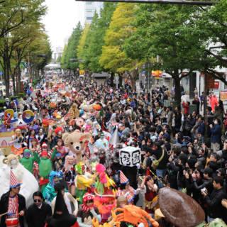 Kawasaki Halloween Parade 2020