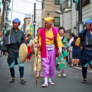 Cheapo Weekend for September 28/29: Namaste India, Philippines Barrio Fiesta and an Edo Era Dress-up Festival
