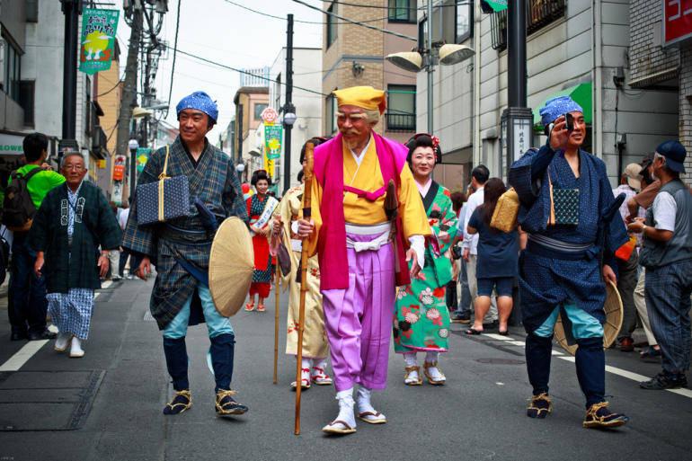 Shinagawa Shukuba Matsuri