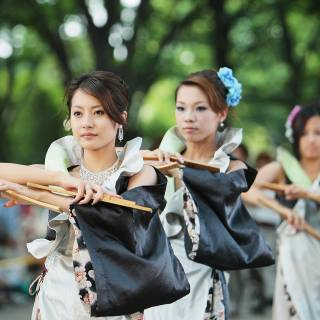 Cheapo Weekend for August 31/September 1: Samba, A Chilled Evening in Yokohama and Chofu Yosakoi