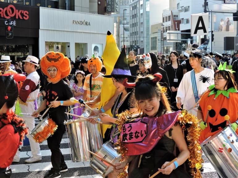 Omotesando Halloween
