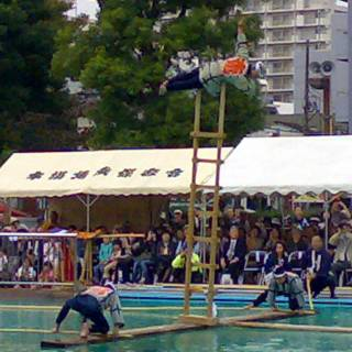 Cheapo Weekend for October 19/20: Acrobatic Plank Walkers, Fireworks, Pickles and Vegefood