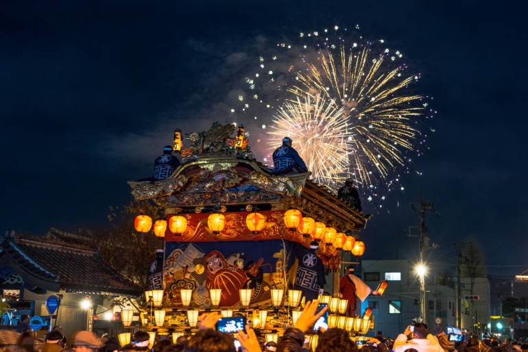 Chichibu Night Festival/Yomatsuri